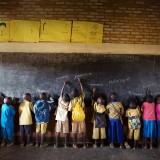 VSO story gathering trip to Rwanda.