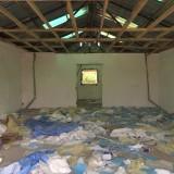 Mateneh Village Ebola Holding Centre, Makeni.