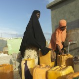 Clean water is crucial as Somalia is experiencing the worst Cholera outbreak in 5 years.